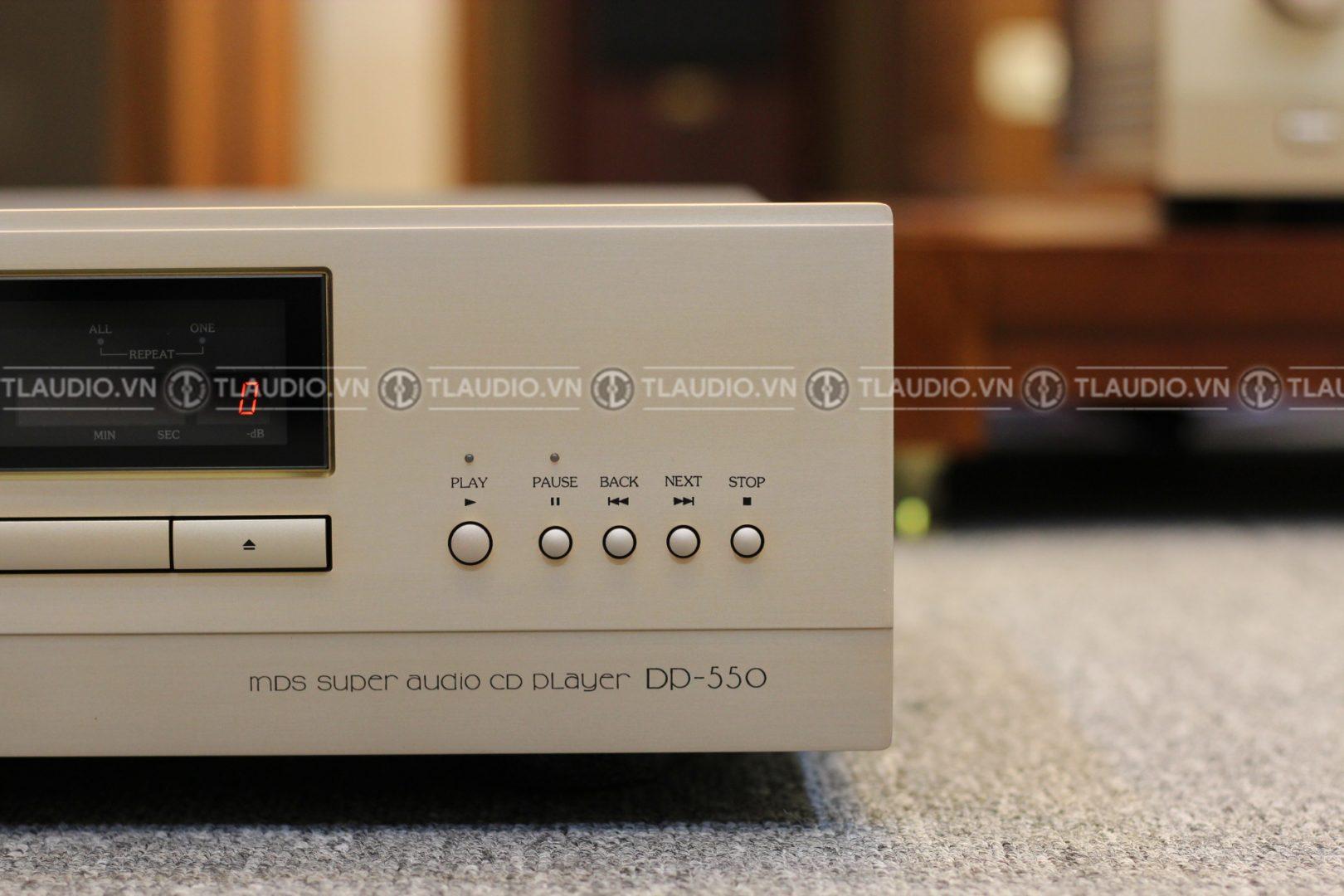 cd accuphase dp550 giá rẻ nhất hà nội