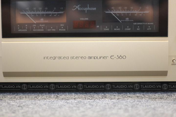 amply accuphase e360 giá rẻ nhất hà nội