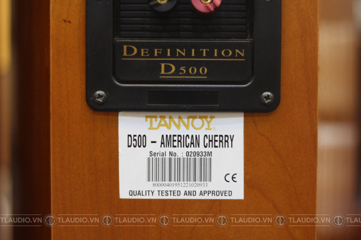 loa tannoy d500 màu vàng giá rẻ