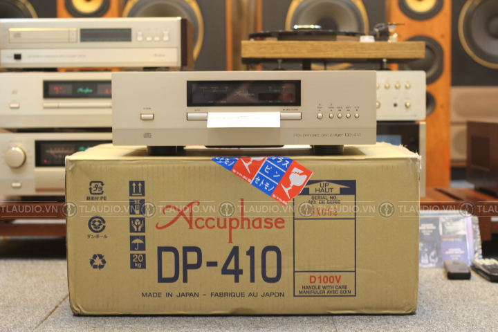 cd accuphase dp410 rẻ nhất hà nội