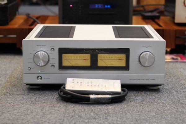 ampli luxman 590a II giá rẻ nhất hà nội