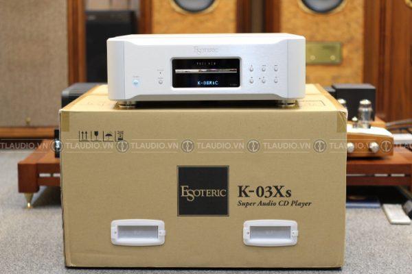 cd esoteric k-03xs giá rẻ nhất hà nội