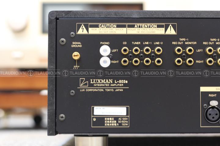 luxman l-503s giá rẻ nhất hà nội