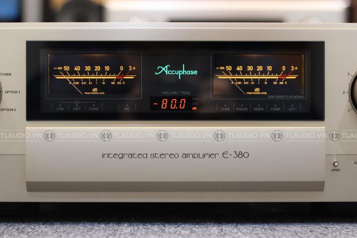 accuphase e380 giá rẻ nhất hà nội