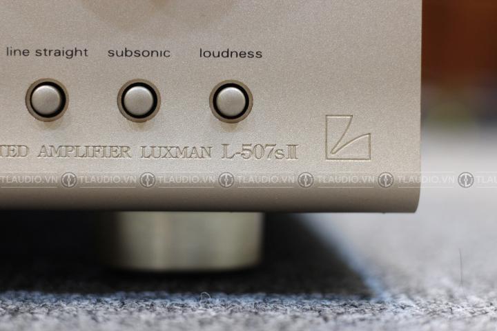luxman 507sII giá rẻ nhất hà nội